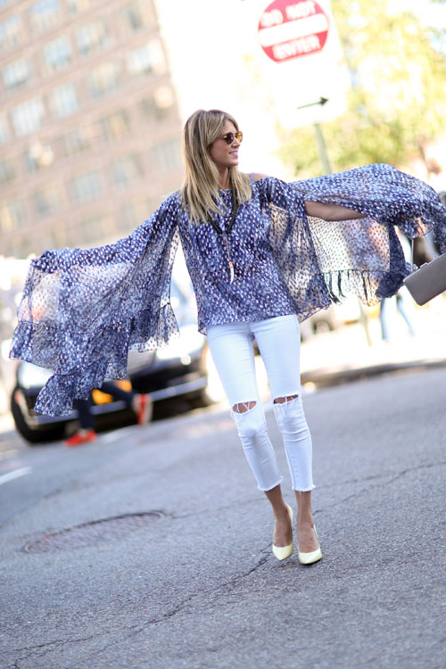 Looks of the day @ New York Fashion Week (VI)