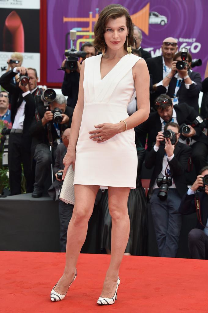 Cel mai bine imbracate vedete la Festivalul de Film de la Venetia