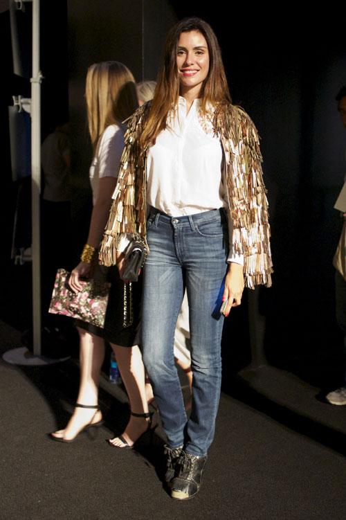 Looks of the day @ New York Fashion Week – cele mai cool aparitii ale zilei (II)