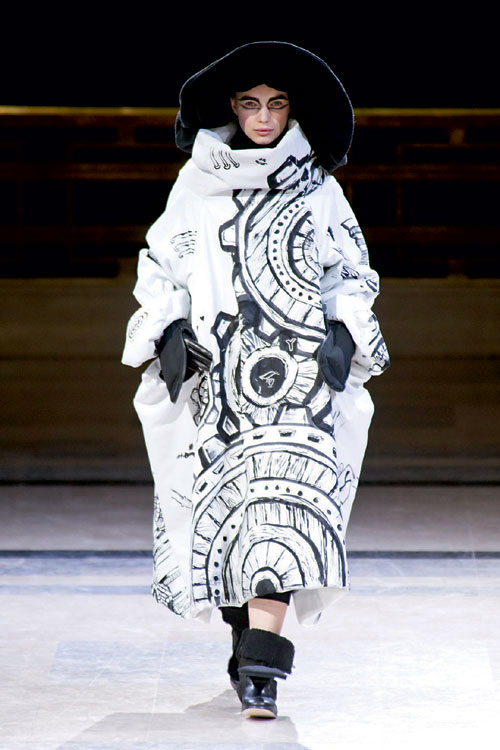 Tendinte moda toamna iarna: Imprimeuri hipnotizante