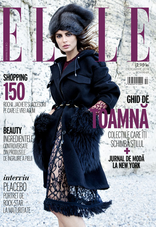 ELLE OCTOMBRIE 2014