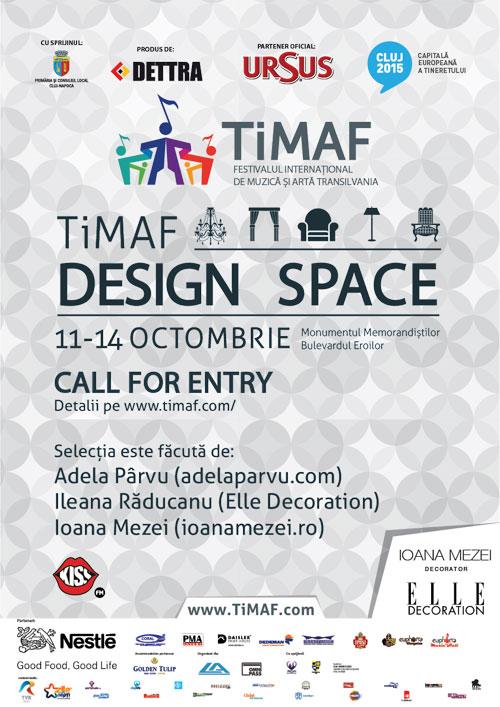Designerii de obiect din toata tara reuniti la TiMAF