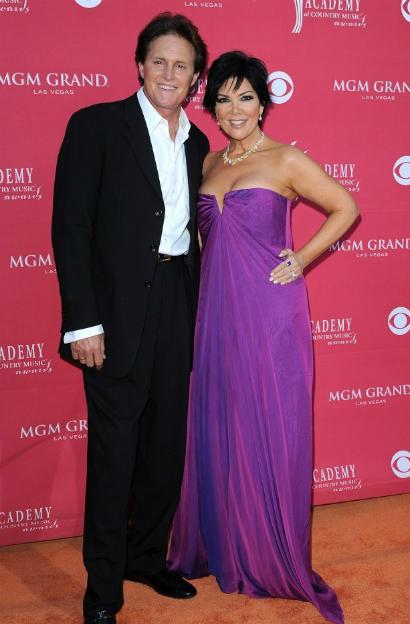 Kris Jenner si  Bruce Jenner au depus actele de divort!