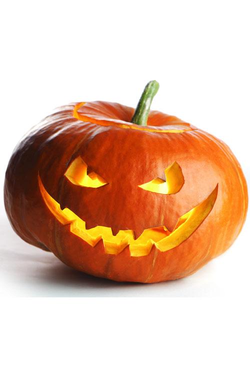7 idei cool de decorare a dovlecilor pentru Halloween