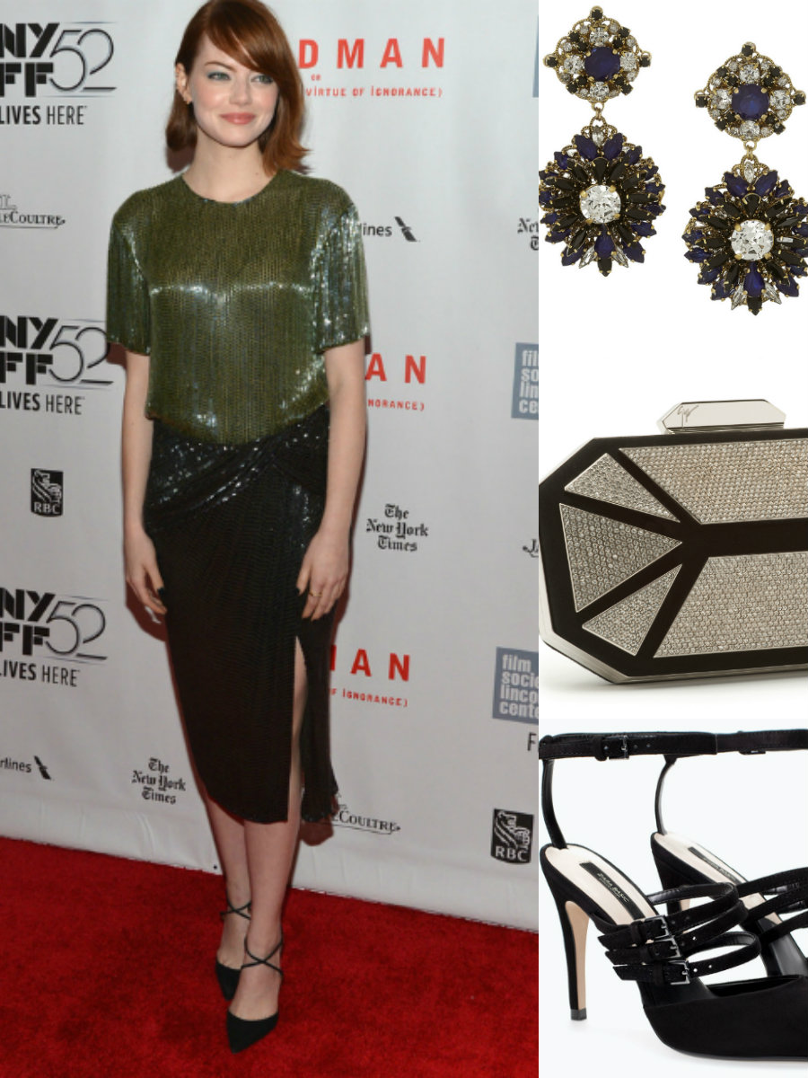 Look of the Day – Emma Stone
