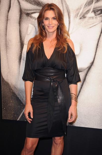 Cindy Crawford se retrage din modelling dupa ce implineste 50 de ani