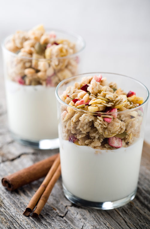 Ce mananca nutritionistii la micul dejun!