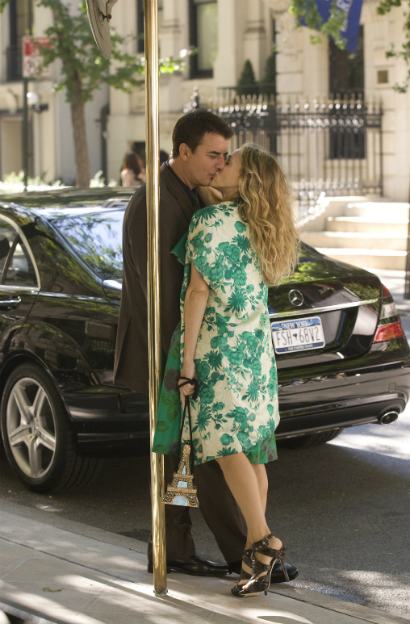 """Chris Noth si opinia sa despre personajul Carrie din """"Sex and the City"""""""
