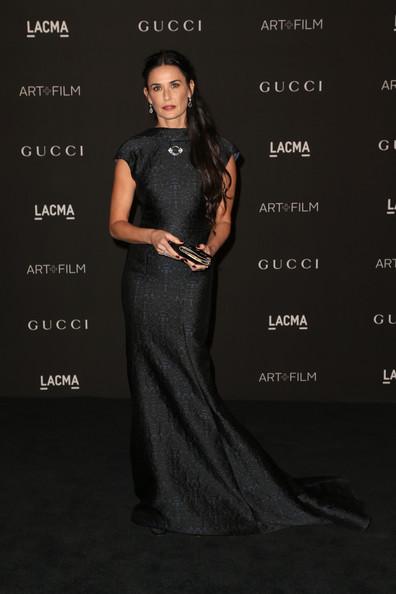Star Style: Demi Moore in 10 tinute inspirate pe covorul rosu