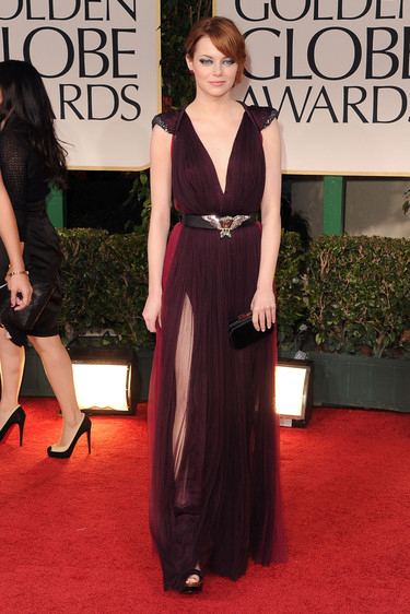Star Style: Emma Stone in 10 tinute adorabile pe covorul rosu