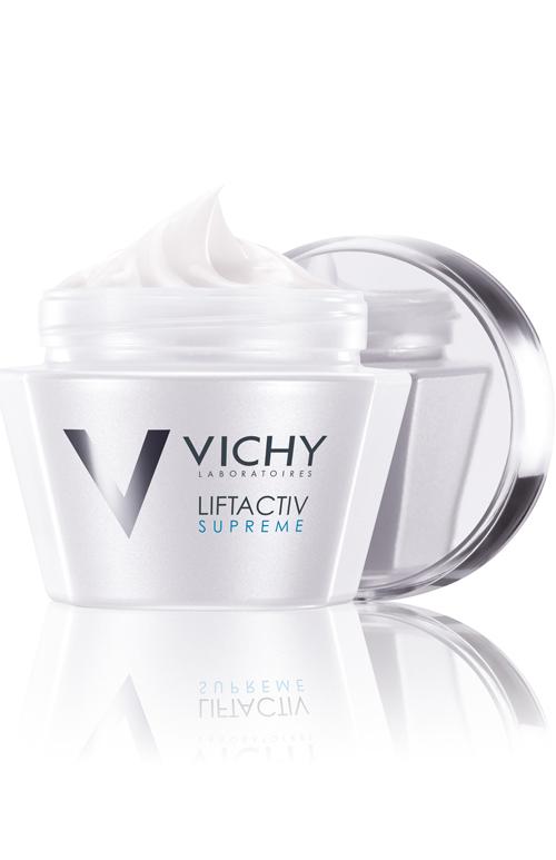 Vichy Liftactiv Supreme –antidotul aspectului obosit de peste zi