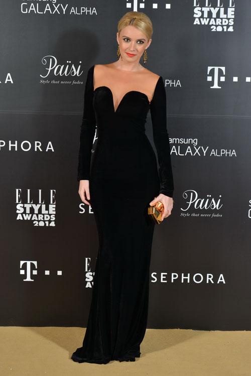 Top Best Dressed @ ELLE STYLE AWARDS 2014