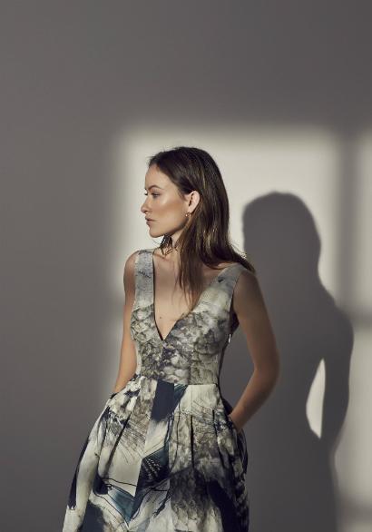 Olivia Wilde, imaginea campaniei H&M Conscious Exclusive!