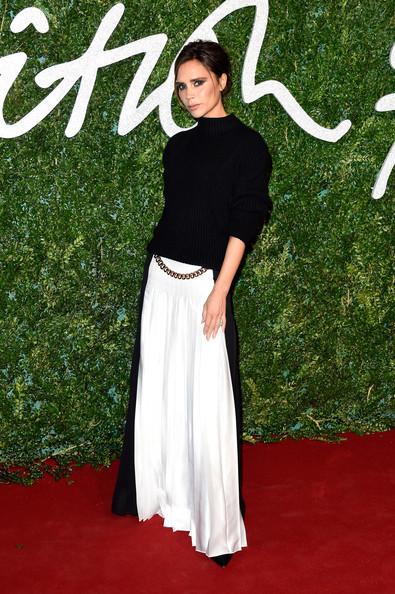 Vedete pe covorul rosu la British Fashion Awards 2014 (galerie foto)