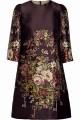 Rochie din matase, Dolce&Gabbana, cu pretul la cerere