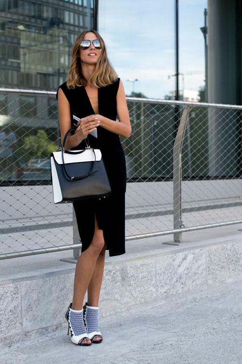 Cum sa porti The Little Black Dress