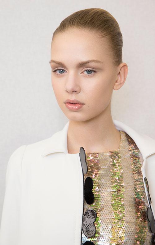 Dior Haute Couture – machiaj avangardist pentru un sezon solar