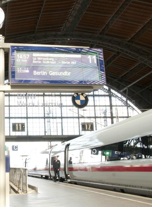 Biletele de tren DB Bahn, disponibile si in Romania!