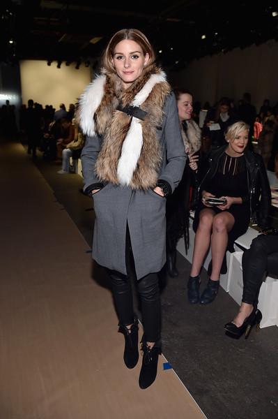 Vedete la Saptamana Modei de la New York (galerie foto)