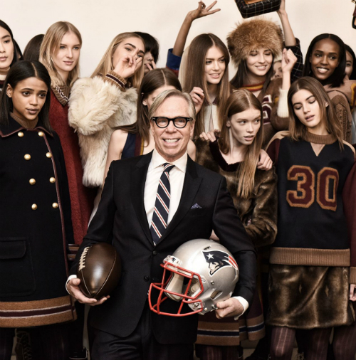 Colectia Hilfiger Toamna 2015: An American Love Story