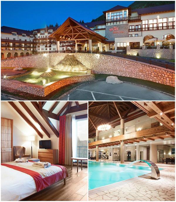 7 Hoteluri din Romania ideale pentru pasionatii de ski