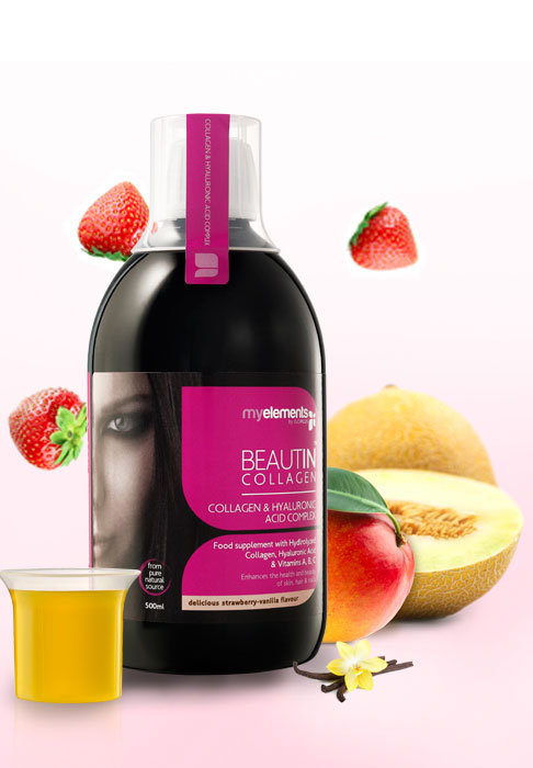 Beautin Collagen – frumusete naturala