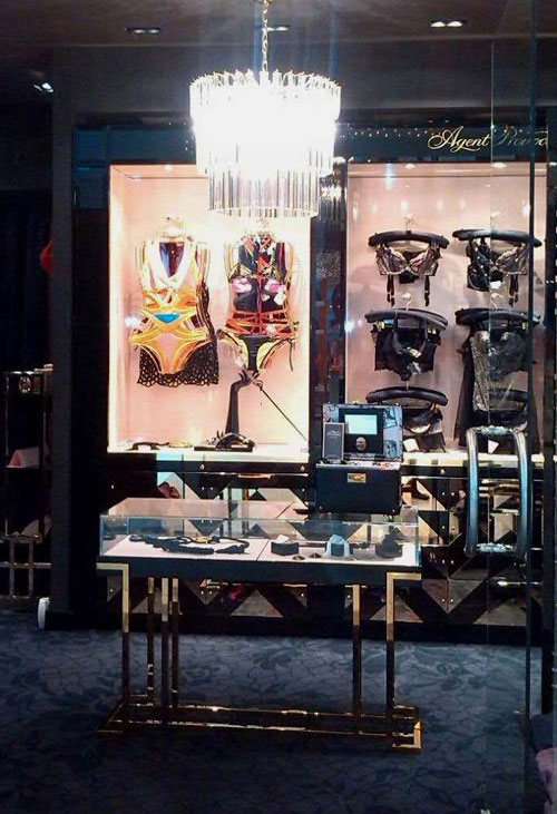Magazinul Agent Provocateur s-a redeschis in Baneasa Shopping City