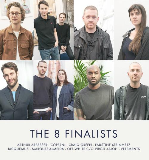 Cine sunt finalistii premiului LVMH?