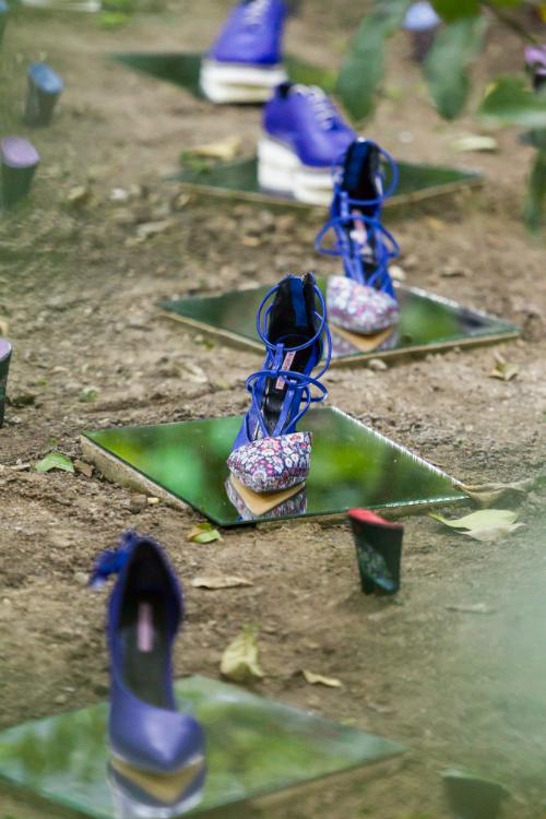 Mihaela Glavan – o noua colectie de pantofi!