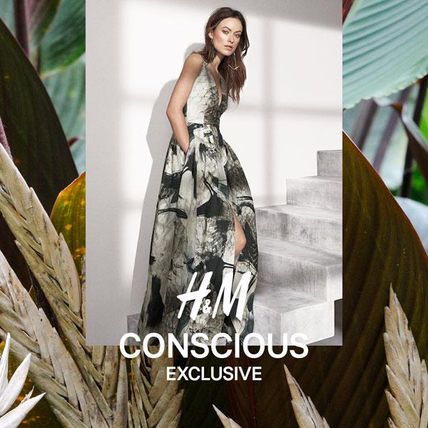 Esti fashion responsible? Trebuie sa faci cunostinta cu H&M Conscious Exclusive 2015!