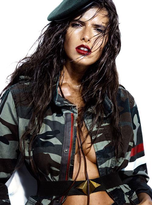 ELLE BEAUTY: Army