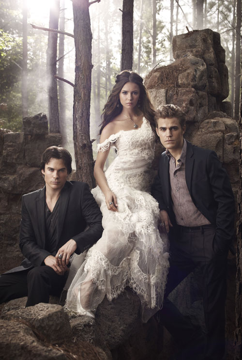 """Nina Dobrev paraseste distributia serialului """"The Vampire Diaries"""""""