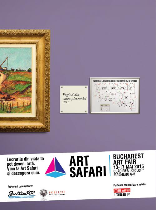 Art Safari a ajuns la a doua editie!