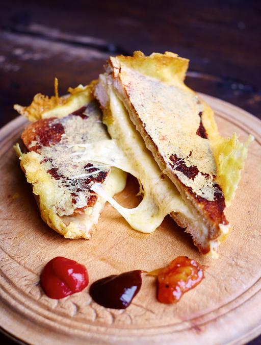 Cel mai bun sandwich, dupa reteta lui Jamie Oliver!