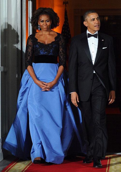 10 tinute cu care ne-a cucerit Michelle Obama