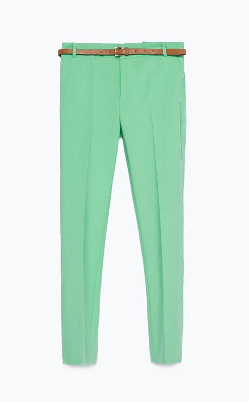 Verde menta – Cele mai HOT piese vestimentare si accesorii ale saptamanii!