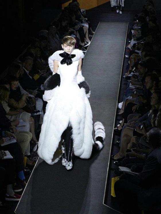 Paris Haute Couture, ziua 4