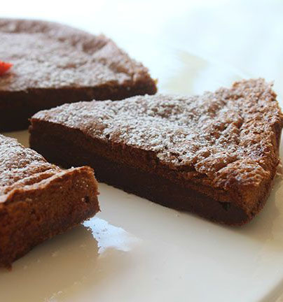 Prajitura cu Nutella, din doar 2 ingrediente