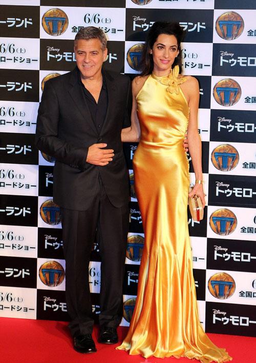 George Clooney, declaratii despre casatoria cu Amal Clooney
