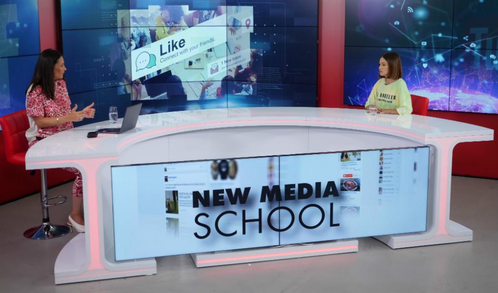 (P) Mimi a vorbit despre secretele YouTube-ului la ultima ediție ELLE New Media School