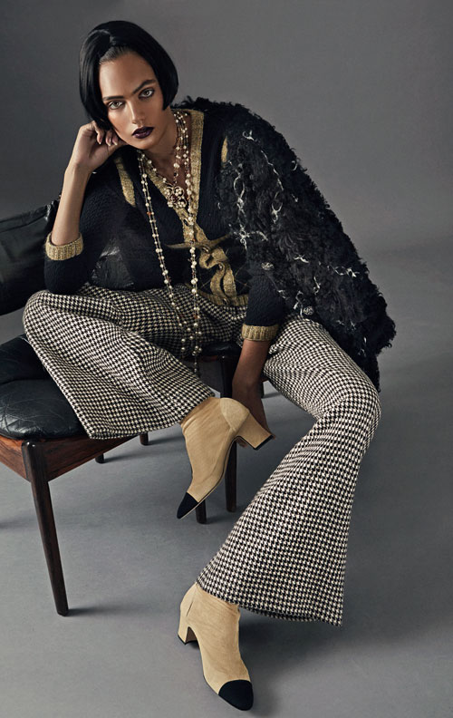 Editorial fashion: Trend Report
