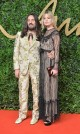 Alessandro Michele & Georgia May Jagger - GettyImages#498479190 expires