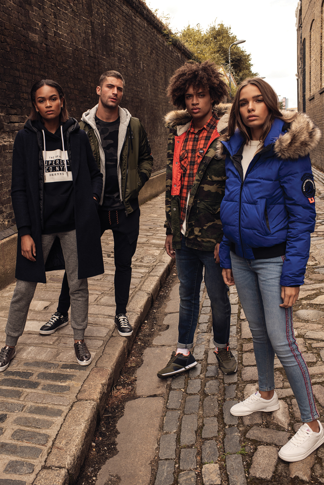 Athleisure by Superdry