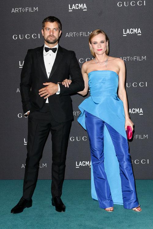 Diane Kruger l-a inselat pe Joshua Jackson