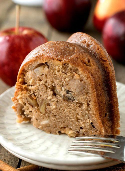 Cea mai buna prajitura cu mere