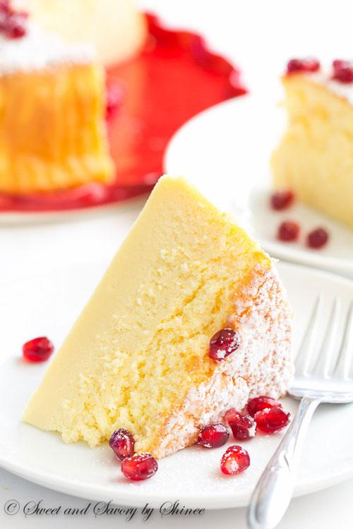 Cheesecake Souffle din trei ingrediente