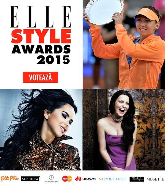 Voteaza-ti preferatii la ELLE Style Awards 2015