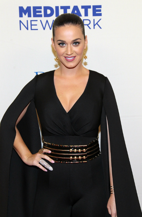 Katy Perry, cel mai bine platita cantareata