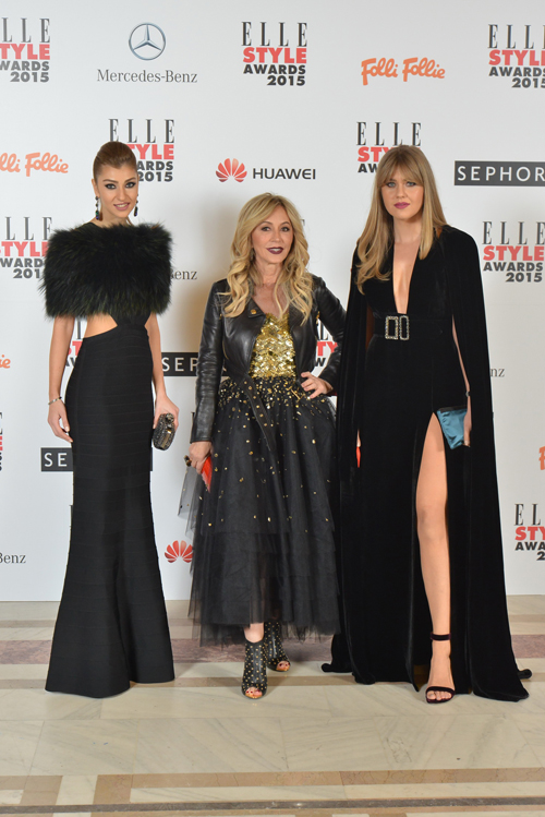 ELLE STYLE AWARDS 2015 – best people, best crowd