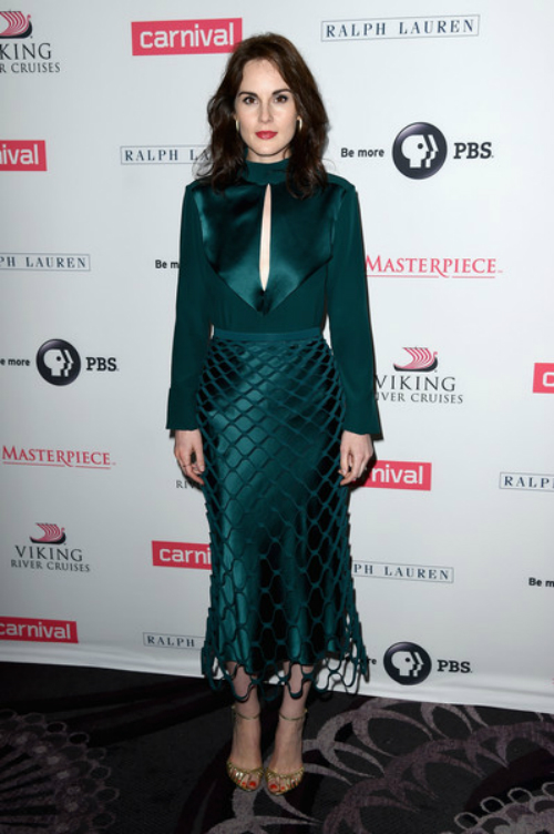 Logodnicul actritei Michelle Dockery a murit